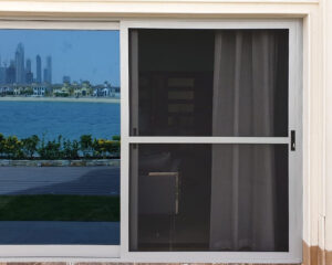 Read more about the article The value of using a security screen on your Dubai villa
